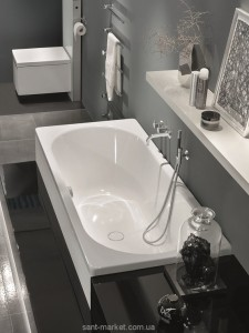 Ванна стальная Kaldewei Centro Duo Oval 180x80 mod 128 282800013001