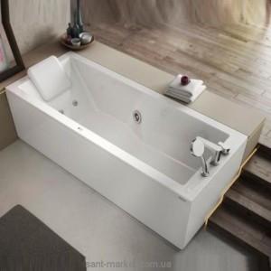 Ванна акриловая прямоугольная Jacuzzi коллекция Energy 180х80х57 9F43-782A Sx