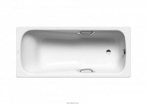 Ванна стальная Kaldewei Dyna Set Star прямоугольная 170x75 mod 621 226200010001