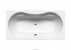 Ванна стальная встраиваемая Kaldewei Megaform прямоугольная 180x90 белая 223400013001