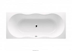 Ванна стальная встраиваемая Kaldewei Novola Duo 180x80 anti-slip mod 256+full 242200010000