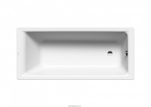 Ванна стальная встраиваемая Kaldewei Puro 170х75 белая mod 652 256200010001