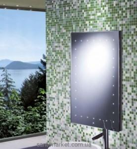 Promiro Solar Зеркало со светодиодной подсветкой 731040