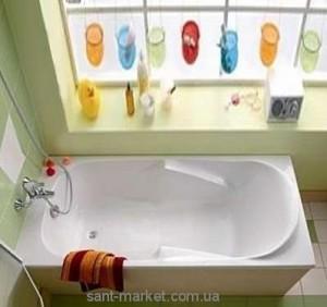Ванна акриловая прямоугольная Kolo коллекция Diuna 160х70х45 XWP3160000