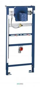 Система инсталляции для писсуара Grohe Rapid SL для ИК-панели или мех. смыва 38803001