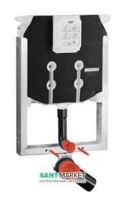 Система инсталляции для подвесного унитаза Grohe Uniset 55х110х8 38729000
