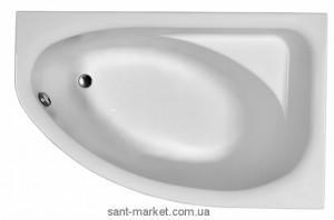 Ванна гидромассажная W100 акриловая угловая Kolo Spring 160х100х47 R BWA3060000CS00