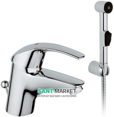 Купить смеситель с гигиеническим душем grohe где в челябинске купить картридж к смесителю
