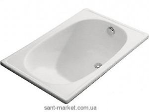 Ванна стальная Aquart Europe Mini 105х70 прямоугольная без сидения B15E1200Z
