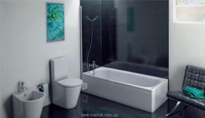 Ванна стальная Aquart Europa прямоугольная 150х70 B50E1200Z