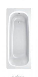Ванна стальная Aquart Europa прямоугольная 150х70 B50H