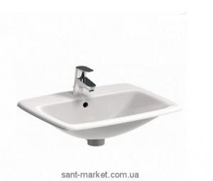 Раковина для ванной встраиваемая KOLO коллекция Nova Pro белая M31856000