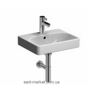 Раковина для ванной подвесная KOLO коллекция Traffic белая L92145