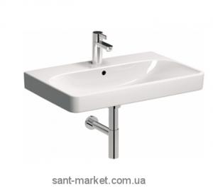 Раковина для ванной подвесная KOLO коллекция Traffic белая L91175