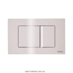 Kolo PLAY спускная кнопка 24*15*0.6,хром(пол.) 94152-002