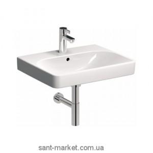Раковина для ванной подвесная KOLO коллекция Traffic белая L91161