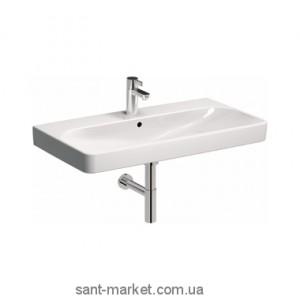Раковина для ванной подвесная KOLO коллекция Traffic белая L91190