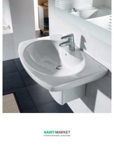 Раковина для ванной подвесная Roca коллекция Dama Senso белая 327510000