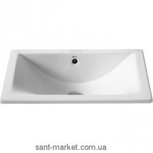 Раковина для ванной встраиваемая Roca коллекция Diverta белая 327114000