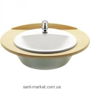 Раковина для ванной встраиваемая Roca коллекция Rodeo белая 327866000