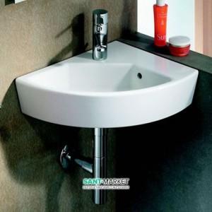 Раковина для ванной подвесная Roca коллекция Hall белая 327622000