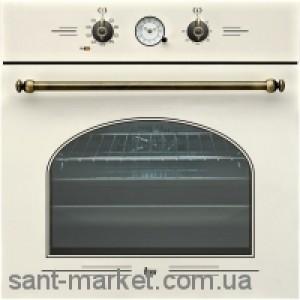 TEKA HR 650 (Rustica) Духовой шкаф электрический белый крем ручки латунь 41562114