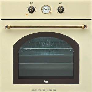 Teka HR 550 Rustica Духовой шкаф электрический бежевый ручки