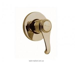 Смеситель для душа встраиваемый EMMEVI коллекция Tiffany бронза ВR6009
