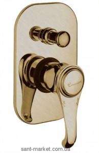 Смеситель скрытый (встраиваемый) EMMEVI коллекция Tiffany бронза BR6019