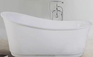 Ванна акриловая овальная Volle 178х88х83 12-22-204