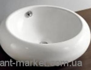 Раковина для ванной накладная Estandar белая Magic000493