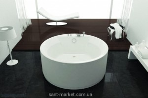 Ванна акриловая круглая Kolpa-san коллекция Vivo 160х160х50