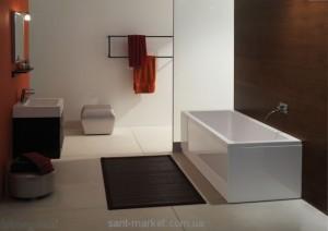 Ванна акриловая прямоугольная Kolpa-san коллекция Elektra 160х75х61