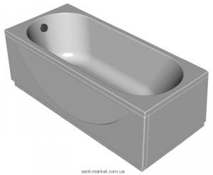 Ванна акриловая прямоугольная Kolpa-san коллекция Tamia 170х70х61