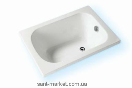 Ванна акриловая прямоугольная Kolpa-san коллекция Mini 100х70х38