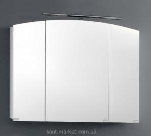 Kolpa-san Зеркальный шкаф со светильником Iman TOI 100
