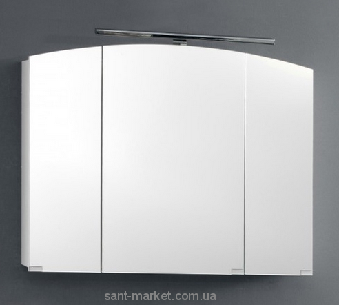 Kolpa-san Зеркальный шкаф со светильником Iman TOI 80