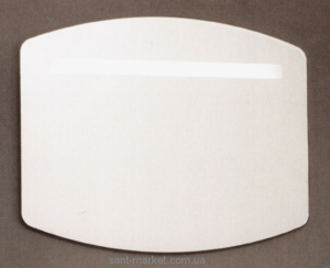 Kolpa-san Зеркало со светильником Iman OGI 100