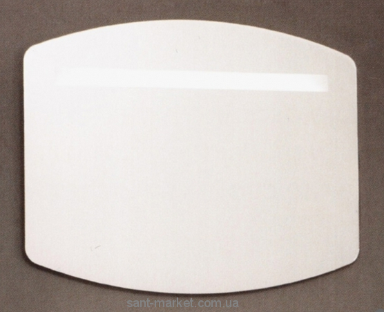 Kolpa-san Зеркало со светильником Iman OGI 80