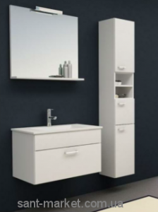 Kolpa-san Набор мебели для ванной белый 76 Pixor II
