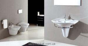 Раковина для ванной подвесная Olympia коллекция Federica белая 82.40