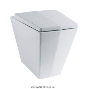 Унитаз напольный приставной Olympia коллекция Crystal 03KR