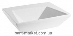 Раковина для ванной подвесная Olympia коллекция Crystal белая 09.KR