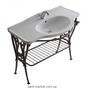 Раковина для ванной подвесная умывальник-столешница Galassia коллекция Ethos белая 8435М