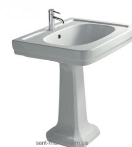 Раковина для ванной на пьедестал Galassia коллекция Ethos белая 8400М