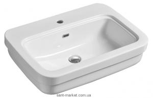 Раковина для ванной подвесная Simas Evolution 70х49х15.5 белая EVO11