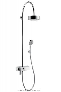 Hansgrohe Душевая система Axor Citterio Showerpipe, ½', версия Ecosmart 39622000