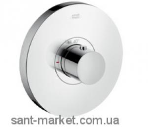 Смеситель для душа встраиваемый с термостатом Hansgrohe Axor Shower Select хром 36721000