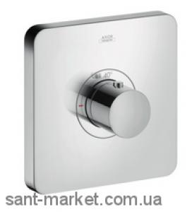 Смеситель для душа встраиваемый с термостатом Hansgrohe коллекция Shower Select хром 36711000