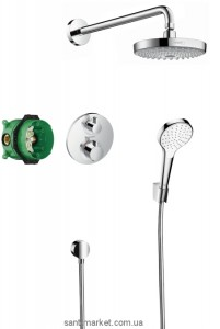 Hansgrohe Душевой набор Croma Select S / Ecostat S 27295000